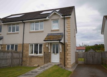 Thumbnail 3 bed semi-detached house to rent in Culduthel Mains Circle, Inverness, Inverness-Shire