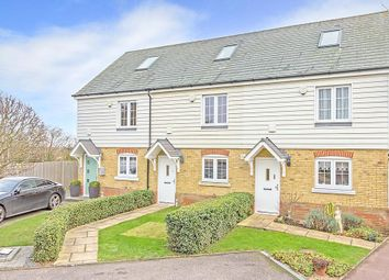3 bed terraced house for sale in Selby Court, Lower Road, Teynham, Sittingbourne ME9