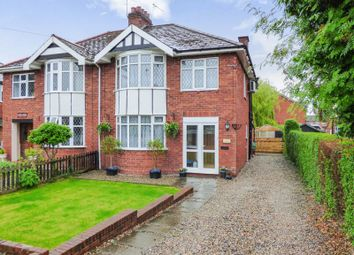 Thumbnail 3 bed semi-detached house for sale in St Martins Road, Oswestry, Gobowen