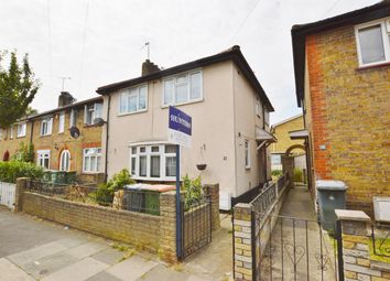 Thumbnail 3 bed end terrace house for sale in St Quintin Road, Plaistow, London