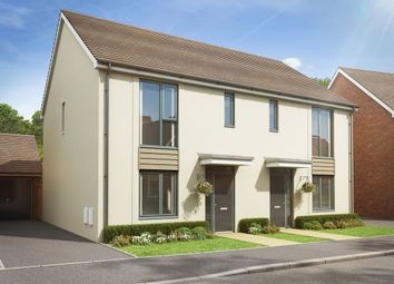 Thumbnail 3 bed semi-detached house for sale in Plot 208 The Houghton, Bramshall Meadows, Bramshall, Uttoxeter