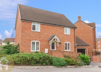 Thumbnail 4 bed detached house to rent in Beaufort Avenue, Royal Wootton Bassett, Wiltshire