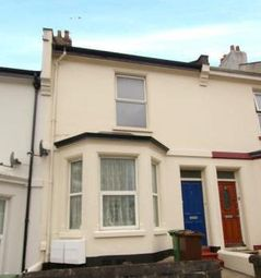 Thumbnail 1 bed flat to rent in Holdsworth Street, Plymouth