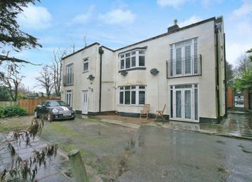 Thumbnail 2 bed flat to rent in Burton Road Littleover, Derby