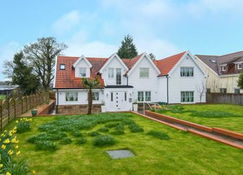 Thumbnail 5 bed detached house for sale in Slicketts Lane, Edlesborough, Dunstable