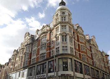 Thumbnail 4 bed flat to rent in High Street Kensington, London