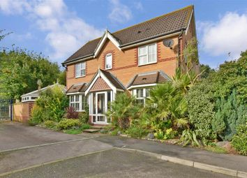 Thumbnail 4 bed detached house for sale in Parish Gate Drive, Sidcup, Kent