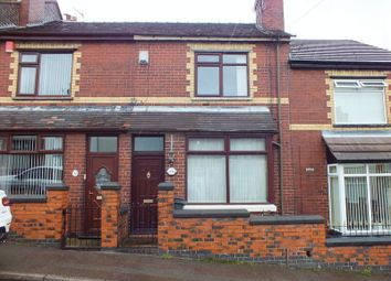 Thumbnail 2 bed town house for sale in Louise Street, Burslem, Stoke-On-Trent