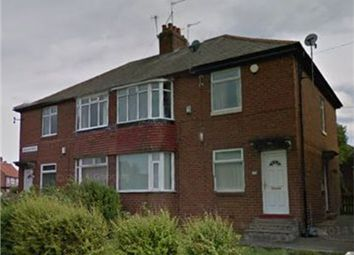 Thumbnail 3 bed flat to rent in Ovington Grove, Fenham, Newcastle Upon Tyne, Tyne And Wear
