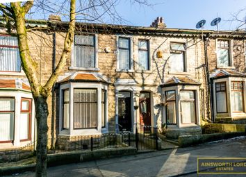 Thumbnail 3 bed terraced house for sale in Limes Avenue, Bold Venture, Darwen