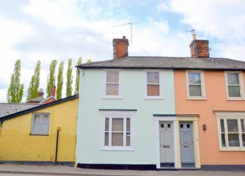Thumbnail 3 bed semi-detached house for sale in Lower Street, Cavendish, Sudbury