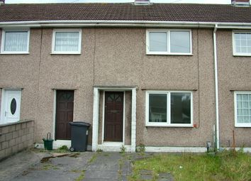 Thumbnail 3 bed terraced house to rent in Southdown Road, Sandfields
