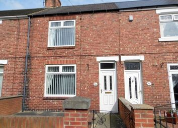 Thumbnail 2 bed terraced house for sale in Dale Street, St. Helen Auckland, Bishop Auckland