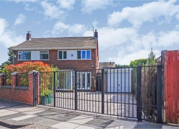 Thumbnail 3 bed semi-detached house for sale in Ronald Close, Liverpool