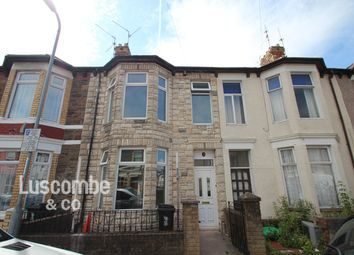 Thumbnail 3 bed terraced house to rent in London Street, Newport