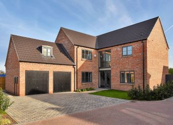 Thumbnail 4 bedroom detached house for sale in Rectors Gate, Retford