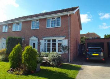 Thumbnail 3 bed semi-detached house for sale in Gardenhurst Close, Burnham-On-Sea