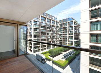 Thumbnail 2 bed flat for sale in Radonor Terrace, 375 Kensington High Street