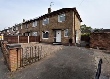 Thumbnail 3 bed semi-detached house for sale in Peacock Crescent, Clifton, Nottingham