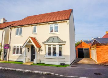 Thumbnail 4 bed detached house for sale in Plantation View, Silsoe