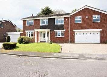 Thumbnail 6 bed detached house for sale in Brass Wynd, Middlesbrough