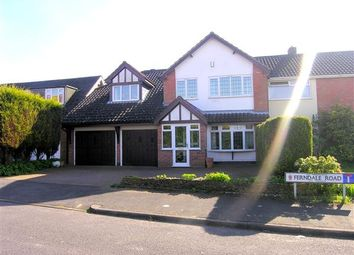 Thumbnail 4 bed semi-detached house for sale in Ferndale Road, Coleshill, Birmingham