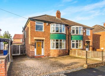 Thumbnail 3 bed semi-detached house for sale in Kenmore Road, Sale
