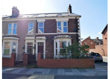 Thumbnail 5 bed terraced house for sale in Bede Burn Road, Jarrow