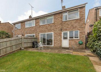 Thumbnail 3 bed semi-detached house for sale in Ridge Close, Banbury