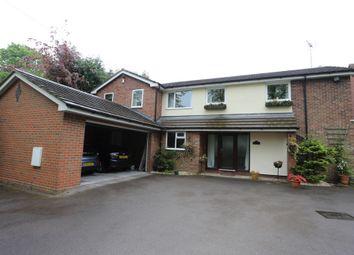 Thumbnail 4 bedroom detached house for sale in Aynsleys Drive, Blythe Bridge