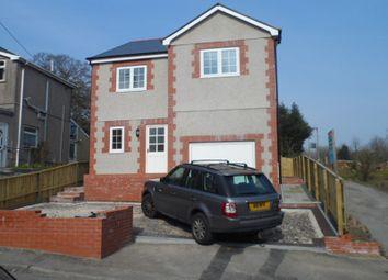 Thumbnail 4 bedroom detached house for sale in Alltygrug Road, Ystalyfera, Swansea