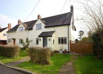 Thumbnail 4 bed semi-detached house for sale in Millers Row, Cornish Hall End, Braintree, Essex
