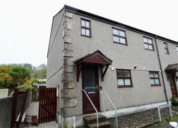 Thumbnail 2 bed end terrace house for sale in Chygothow, St. Johns Road, Helston
