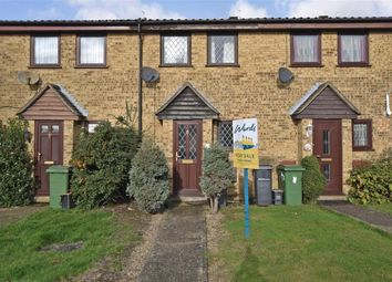 2 bed terraced house for sale in Farrier Close, Weavering, Maidstone, Kent ME14
