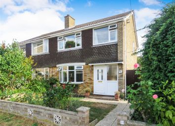 Thumbnail 3 bed semi-detached house for sale in Hawthorn Way, St. Ives, Huntingdon