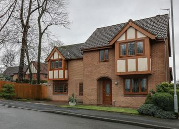 Thumbnail 4 bedroom detached house for sale in Copeland Mews, Bolton