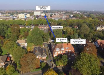 3 bed flat to rent in Newland Park, Hull HU5