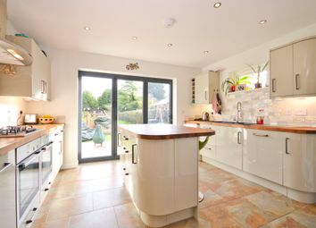 Thumbnail 3 bedroom semi-detached house for sale in Upper Moorgreen Road, Cowes