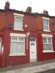 Thumbnail 2 bed terraced house to rent in Gosford Street, Toxteth, Liverpool, Merseyside