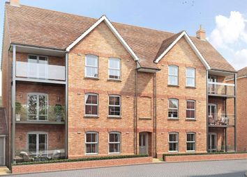 Thumbnail 2 bed flat for sale in Occupation Road, Cambridge