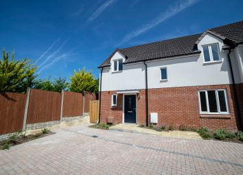 Thumbnail 3 bed end terrace house for sale in Plot 1, The Langley, Highview, Calcot, Reading, Berkshire