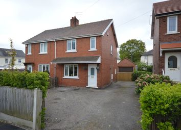 Thumbnail 2 bed semi-detached house for sale in Cross Road, Hall Green, Wakefield
