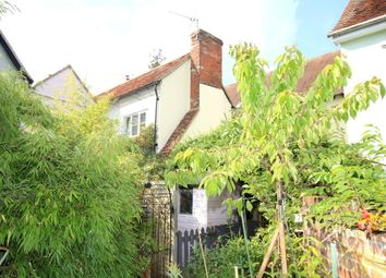 Thumbnail 2 bed semi-detached house for sale in The Little Cottage, 3 Church End, Dunmow, Essex