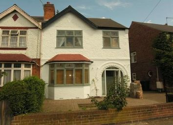 Thumbnail 3 bed semi-detached house to rent in West Bridgford, Nottingham