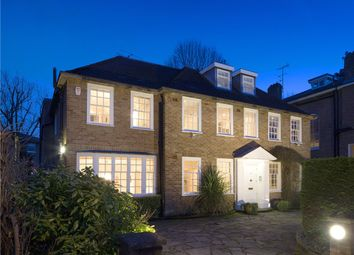 Thumbnail 5 bedroom detached house to rent in Springfield Road, St John's Wood, London
