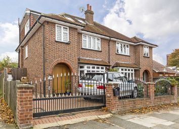 Thumbnail 5 bed property for sale in Erlesmere Gardens, London
