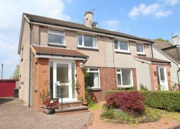 Thumbnail 3 bedroom semi-detached house for sale in Balgray Road, Newton Mearns, Glasgow, East Renfrewshire