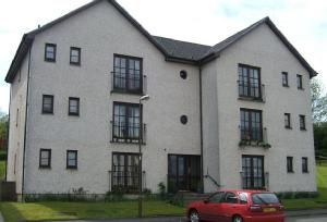 Thumbnail 2 bed flat to rent in St. Magdalenes, Linlithgow