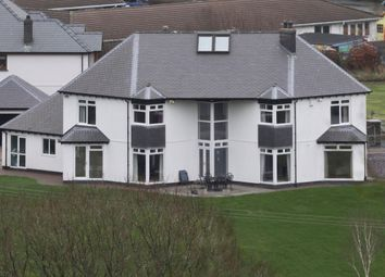 Thumbnail 5 bed detached house for sale in Llangybi, Lampeter