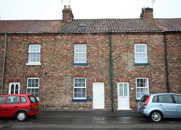 Thumbnail 4 bed terraced house for sale in Long Street, Thirsk